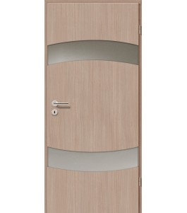 Holztüren - Türblatt - Samtulme mit Lichtband 2304-2LB