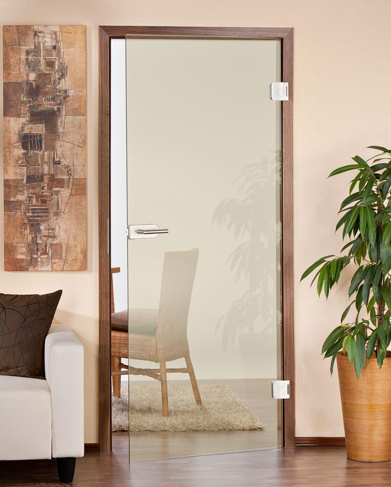 Glastüren  Glastüren -gut und günstig-15-002-002 Ganzglastür