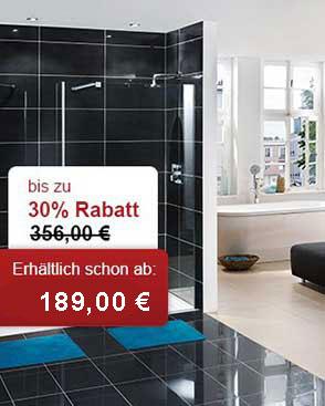 Hochwertige Duschtüren TOP-Preis-Angebote - Glas Centro GmbH