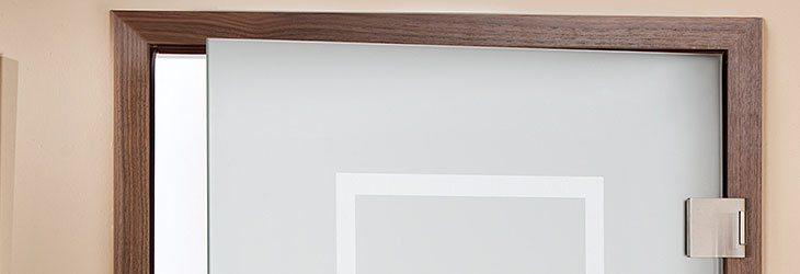 Glastüren kaufen – Ganzglastüren preiswert und gut - Glas ...
